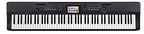 Casio CGP-700 88-key Portable Digital Piano Black with Stand