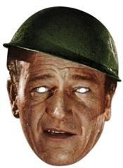 Official John Wayne Celebrity Mask