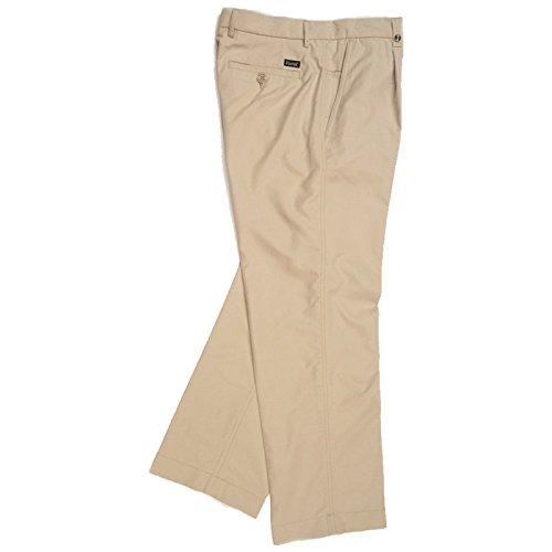kartel-mens-pantalones-de-golf-gt-p1-marfil-36-cintura-larga-pierna