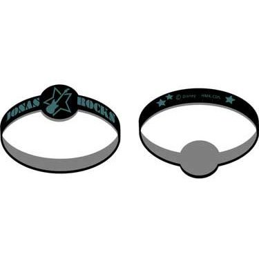 Jonas Brothers Rubber Wristbands 4ct - 1