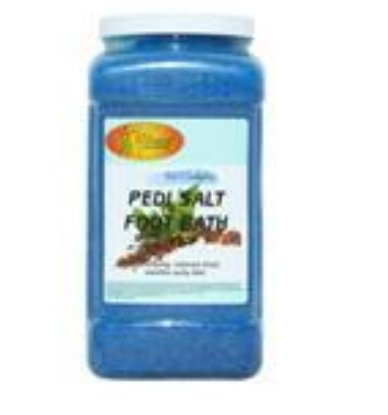 Spa Pedi Redi Salt Foot Bath Mint & Eucalyptus 3.8 lt