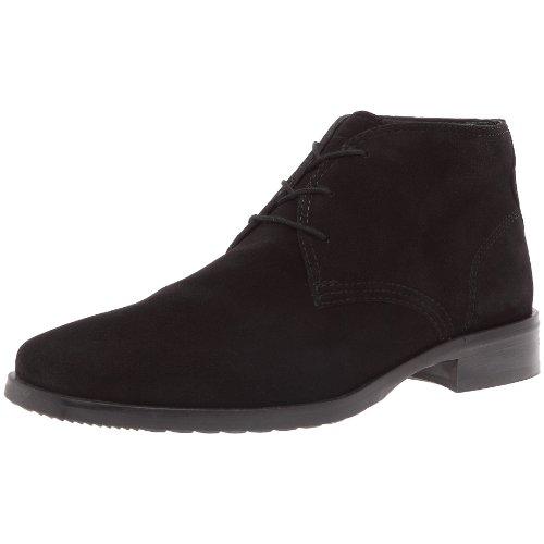 Sioux DANKOR Desert Boots Mens Black Schwarz (schwarz) Size: 41