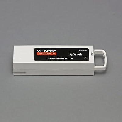 Yuneec Q500 LiPo Battery 11.1V 5400mAh YUNQ500105 from Yuneec