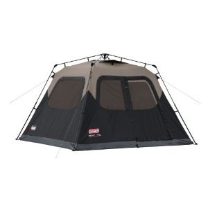 Coleman 6-Person Instant Tent  Mini Tool Box