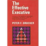 img - for The Effective Executive By Peter F Drucker book / textbook / text book