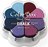 Color Box Fluid Chalk Petal Point Ink Pad BLOSSOM PASTELS