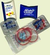 Reusable Ear Plug Samples CORDED 10 piecesB0002717US : image