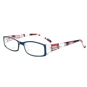 ea07f6aa3c7 www.lesbauxdeprovence.com LianSan Brand Designer Full Frame Reading Glasses  Men Women Reading Eyeglasses