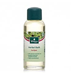Kneipp Juniper Herbal Bath Muscle Soother 3.4 fl oz
