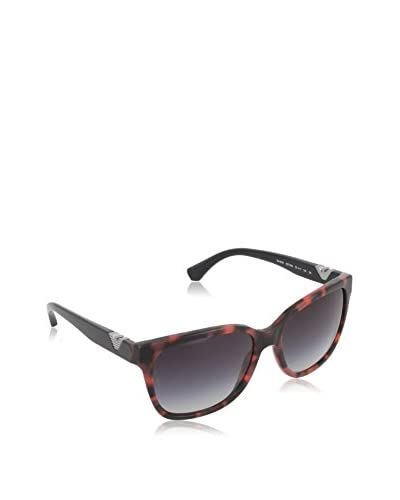 EMPORIO ARMANI Gafas de Sol 4038 (57 mm) Negro / Rojo