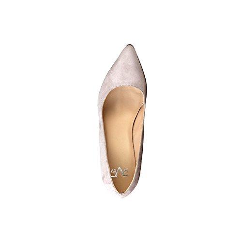 Versace Donna Eliane Decolletes beige Size: 37
