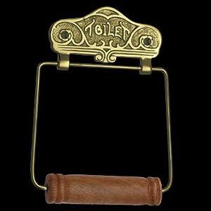 Toilet Paper Holder Antique Brass Elegance Tissue Holder