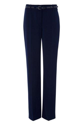 Pantalon taille haute femme march 2014 - Pantalon femme taille haute coupe droite ...