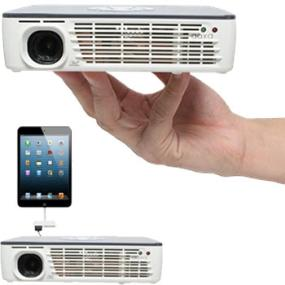 Aaxa P450 Pico Micro Projector With Led Wxga 1280 215 800