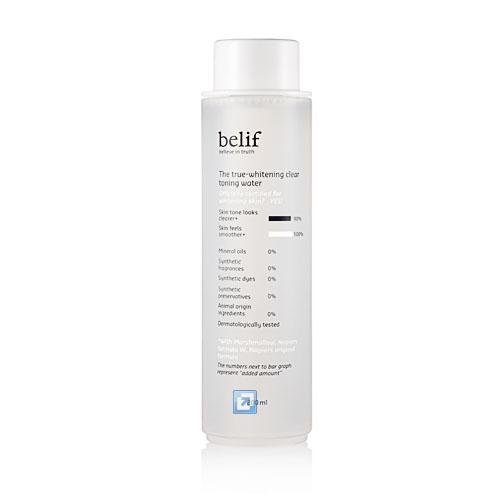 Belif The Ture Whitening Clear Toning Water [Korean Import]