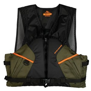 STEARNS INC XL GRN/ORG Fish Vest