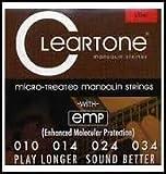 [Cleartone] クリアトーン マンドリン弦 ライト Light 10-34 コーティング弦
