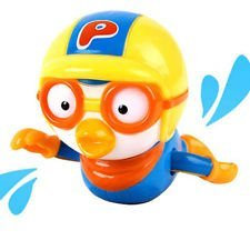 Pororo Swimming Penguin Bath Toy