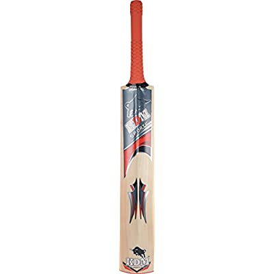 KDM Emperor Kashmir Willow, Size- 5 (Red)