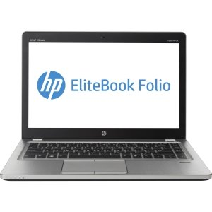 HP EliteBook Folio C7Q21AW#ABA 14-Inch Laptop (Silver)