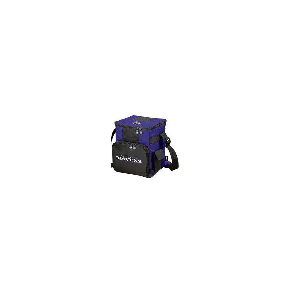 Baltimore Ravens NFL 18 Can Cooler Bag