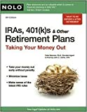 img - for IRAs, 401(k)s & Other Retirement Plans 9th (nineth) edition Text Only book / textbook / text book