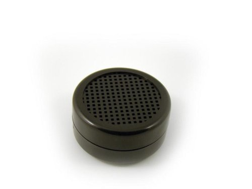 humidifier for cigars black round, humidor