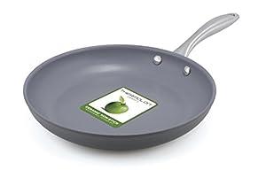 GreenPan Lima 5 Quart Hard Anodized Non-Stick Ceramic Covered Casserole