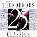 25 Thunderous Classics