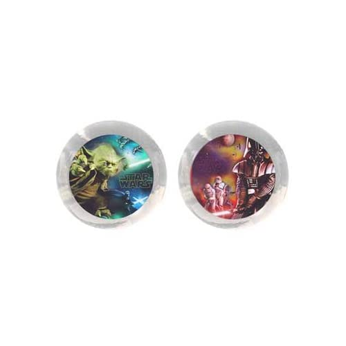 Star Wars Bounce Balls 4ct Toys & Games