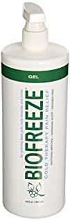 Biofreeze Pain Reliever Gel, 32 Ounce…