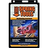 Spring Tools Deluxe 5pc Woodworking Assortment