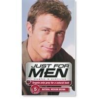Just For Men Hair Colourant Natural Medium Brown