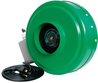 Active Air 12 Inch In-Line Fan - 969 Cfm