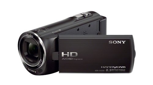 Lowest Price! Sony HDR-CX220/B High Definition Handycam Camcorder with 2.7-Inch LCD (Black)