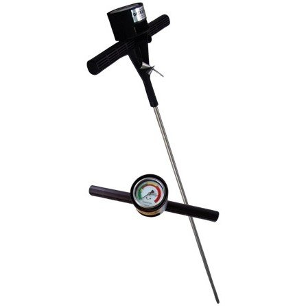 Soil Penetrometer, measure compaction and hardpan
