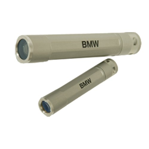 Oem Bmw Led Flashlight 200'+ Effective Range