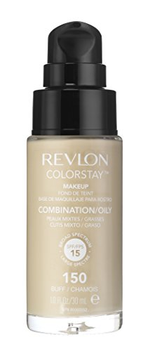 Revlon Colorstay Makeup Foundation 150 Buff with pump