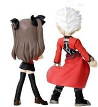 Fate/Stay Night : Archer and Rin Tosaka Nendoroid Figure