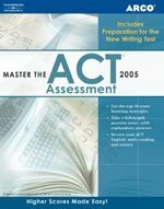 Master The Act Assessment, 2005/E (Arco Master The Act Assessment)
