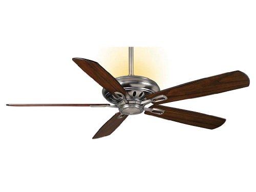 Casablanca Fan Company C31U97Z Holliston 60-Inch Ceiling Fan, Antique Pewter Finish with Dark Walnut Blades