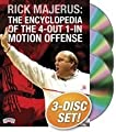 Rick Majerus: The Encyclopedia of the 4-Out 1-In Motion Offense (DVD) from Championship Productions