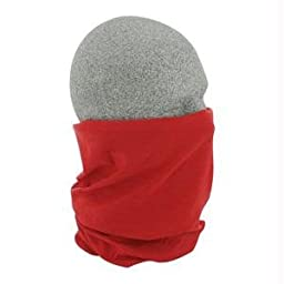 ZANheadgear Red 100 Percentage Polyester Motley Tube