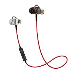 Imported Wireless Bluetooth Waterproof Sport Stereo Headphone with Mic for Meizu EP51