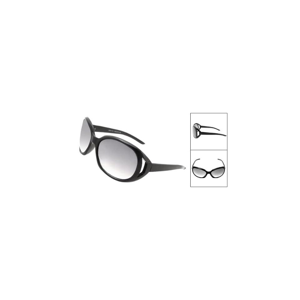 Como New Fashion Style Black Lens Sunglasses