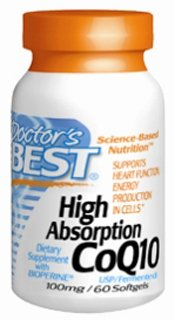 High Absorption CoQ10 (100 mg)