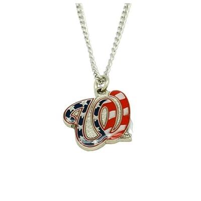 Washington Nationals Pendant Necklace