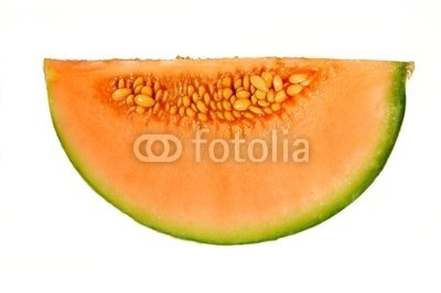 "Wallmonkeys Peel and Stick Wall Decals - Cantaloupe Melon - 36""W x 24""H Removable Graphic"