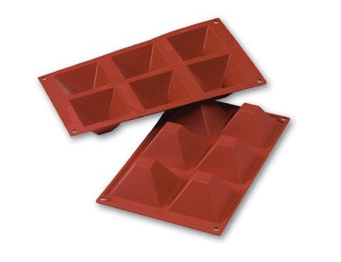 Flexible Bakeware: Pyramid 3 Oz, 2.8