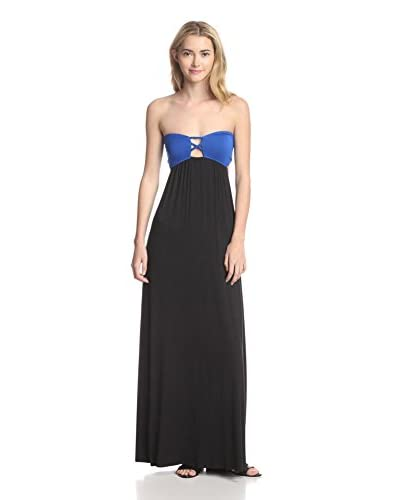 L*Space Women's Jaques Strapless Maxi